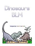 Dinosaur Themed Printables