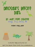 Dinosaurs Before Dark Student Study Guide