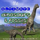 Dinosaurs and Fossils {science}