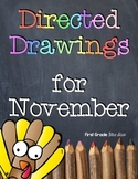 Directed Drawings for November