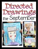Directed Drawings for September