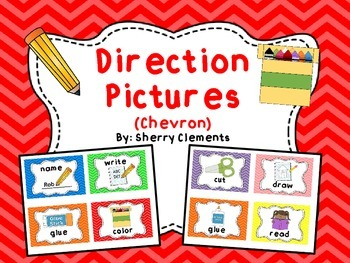 Direction Pictures (Chevron)
