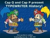 Keyboarding Across the Curriculum - Typewriter History