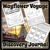 Discovery Journal: Mayflower Voyage and Pilgrims