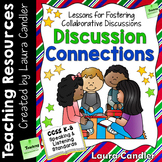 Discussion Connections - Common Core Aligned