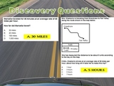 Distance = Rate * Time - Powerpoints, Practice Worksheets,