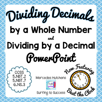 Dividing Decimals Powerpoint