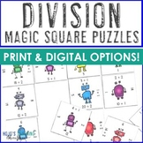 Dividing by 1-12 Magic Square