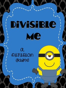 Division Review Game - Divisible Me