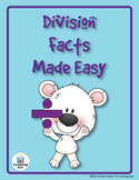Division Facts Unit and Games CD