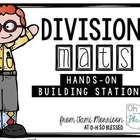 Division Math Maths [a hands on building station]