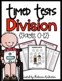 Division Timed Tests Print N' Go