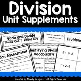 Division Unit Supplements