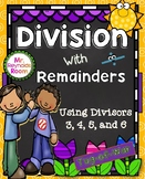 Division With Remainders (Tug-of-War)
