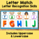 Dog Letter Match Game