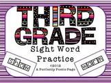Third Grade Sight Words