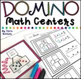 Domino Math Centers: Common Core Aligned