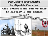 Don Quixote Modern Connections Activity