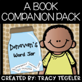 Donavan's Word Jar (A Book Companion Pack)