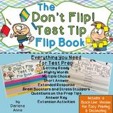 Test Tips: Don't Flip! Flip Book