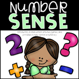Don't Forget My Number! {Numeracy Activities & Printables}