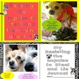 Don't Steal & Then Lie About It Rescue Dogs' Social Story!