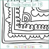 Doodle Frames 7