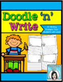 Doodle 'n' Write Writing Prompt Pack