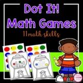 Dot It! Math Games