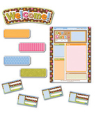 Dots on Chocolate Classbook - Classroom Bulletin Board Set