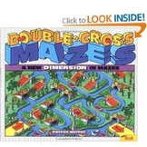 Double-Cross Mazes