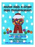 Double Digit X Single Digit Gumballs