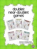 Doubles Games -Seasonal Packet