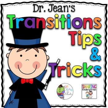Dr. Jean's Transition Tips & Tricks