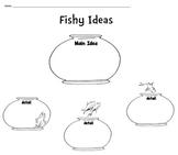 Dr. Seuss Main Idea/Detail Graphic Organizer