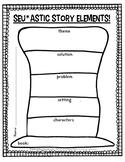 Dr. Seuss Story Elements Graphic Organizer