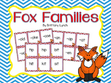 Fox Word Families