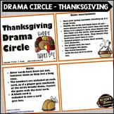 Drama Circle - Thanksgiving Theme