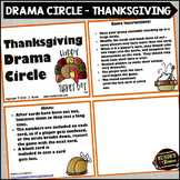 Thanksgiving Drama Circle