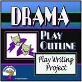 Drama - Play Outline for Play Writing Project