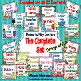 Dramatic Play Centers - The Complete Set