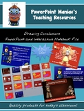 Drawing Conclusions Powerpoint lesson and Interactive Notebook