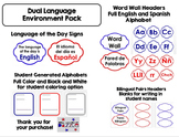 Dual Language Environment Frame Pack for Gomez and Gomez C