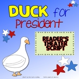 Duck for President Reader's Theater