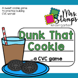 Dunk That Cookie...a CVC game!