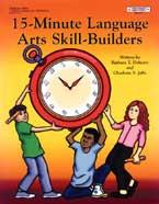 15 Minute Language Skill Builders  **Sale Price $6.98  - R