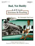 Bud, not Buddy: L-I-T Guide  **Sale Price $5.48  - Regular