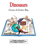 Dinosaurs: Create-a-Center