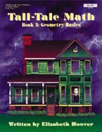Tall-Tale Math Book 3: Geometry Basics  **Sale Price $7.48