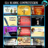 ELA Reading Comprehension Collection Bundle -